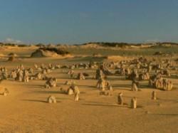 Пустыня Пиннаклс