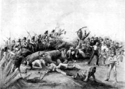 Борьба за равноправие. Эврикское восстание 1854 года.