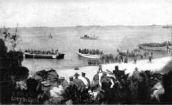 Внешняя политика в начале ХХ в.; участие в первой мировой войне.